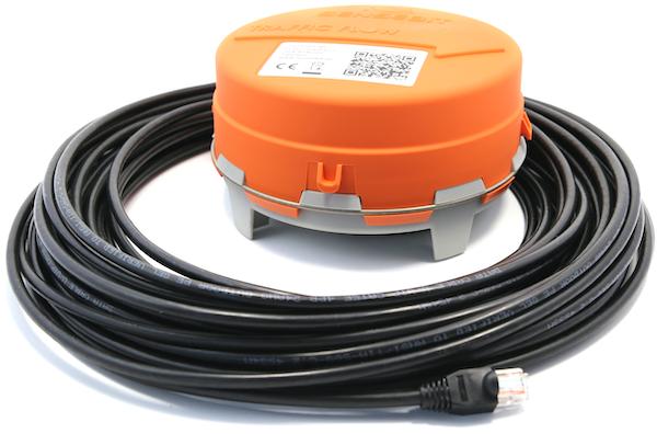 ED-100 realtime vehicle sensor